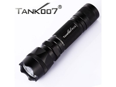TANK007探客PT10强光远射大功率战术手电筒