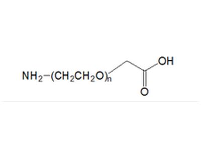 NH2-PEG-COOH,Amine-PEG-Acid,氨基PEG羧基,氨基聚乙二醇羧基