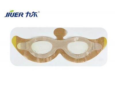 防止暴露性眼膜炎的医用水凝胶眼贴
