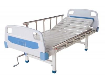 北京病房专用ABS床头条式单摇