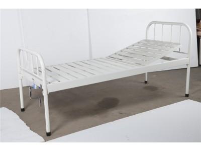 北京医院钢制喷塑单摇床的价格