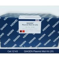 qiagen 12143 QIAGEN Plasmid Midi Kit (25)