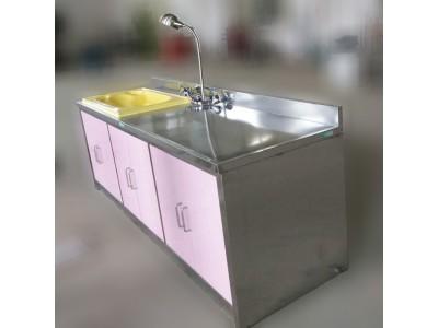 妇产医用不锈钢婴儿洗澡盆新生儿洗礼池抚触台