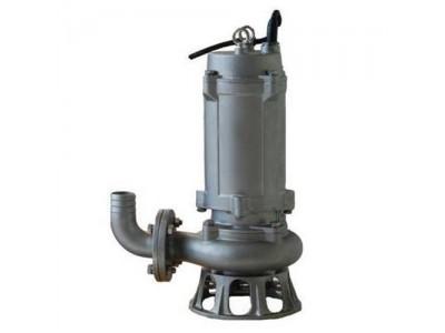 上海江鹿QW型污水提升泵(5.5KW)