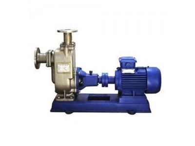 ZWP系列不锈钢自吸排污泵