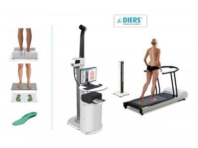 DIERS三维脊柱测量及姿势评估系统