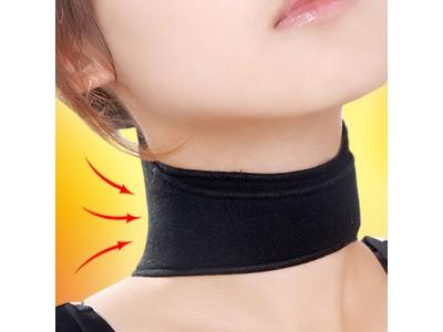 竹炭负离子远红外颈椎功能护颈带