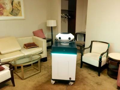 智能消毒机器人
