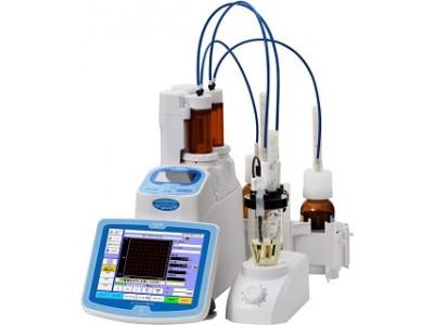 MKV-710S豪华型容量法卡尔费休水分仪