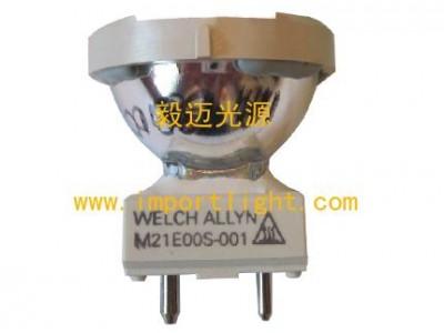 博士伦玻切机灯泡Welch Allyn M21E00S-001