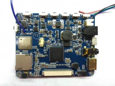 电子视频喉镜摄录视频解码720P 1080P方案