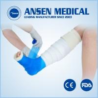 安信高分子绷带严控质量 保障骨折患者安全健康
