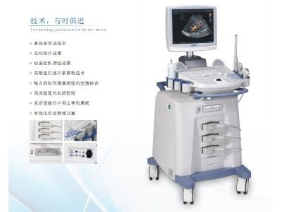 彩色超声 恩普3000型彩色多普勒超声诊断系统