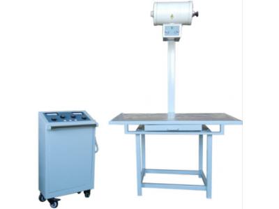 WFC诊断X射线机100ma带床X光机