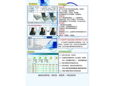 碳13幽门螺旋杆菌测定仪(HP呼气试验)