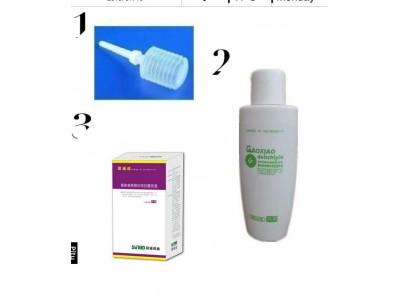 高效单质银妇用抗菌洗液