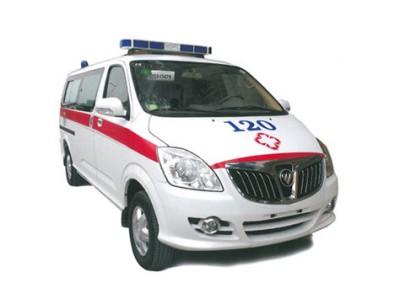 蒙派克E系列低顶救护车