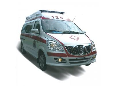 蒙派克E系列高顶救护车
