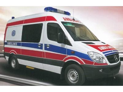 奔驰Sprinter311救护车