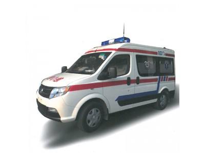 东风御风短轴救护车