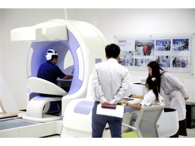 惠斯安普HRA社区医院健康体检设备 亚健康评估一体机