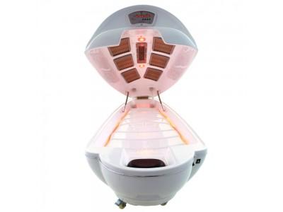 新浩牌SH-800P-8红外理疗型中药熏蒸设备能量舱 中药熏蒸机