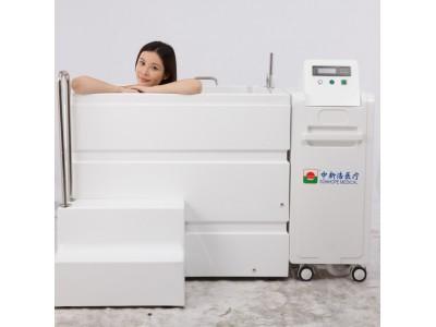 新浩牌SH-S002纳米浸泡喷射康复水疗设备康复水疗机 药浴设备