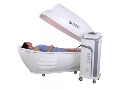 新浩牌SH-800P-5综合理疗平躺型中药熏蒸设备 中药熏蒸床