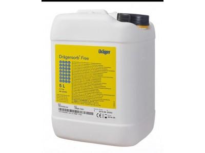 钠石灰 碱石灰 德尔格进口钠石灰 桶装5L