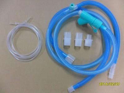 台湾崇仁一次性新生儿无创呼吸机加热丝呼吸回路