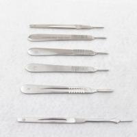上海金粒不锈钢  无镀层   镜光 /哑光   手术刀柄