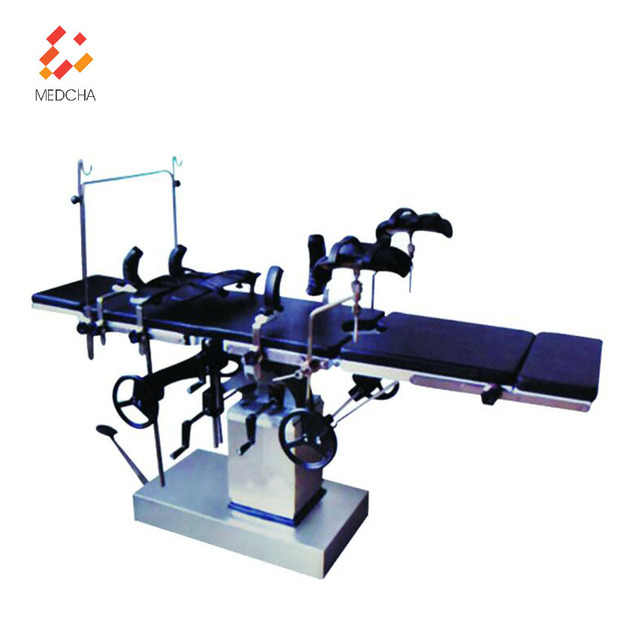 High quality Hydraulic surgical operation theatre bed