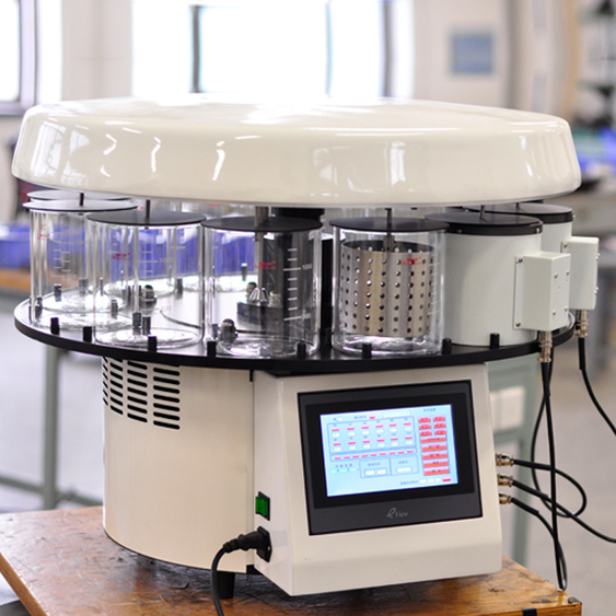 Medical histology tissue processor vacuum
