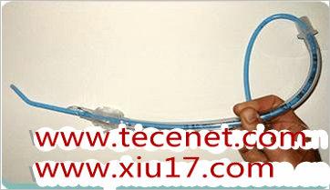 一次性使用预引导式气管插管