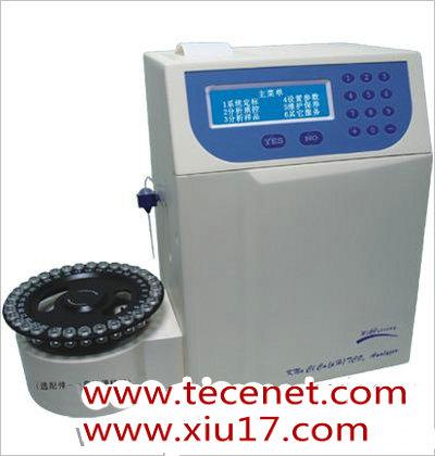 全自动电解质分析仪