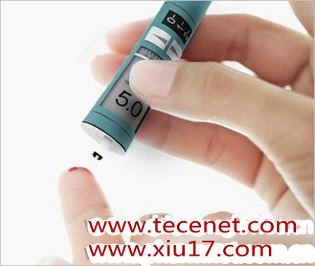 电子胰岛素注射器