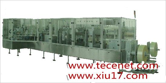 SMD40非PVC膜制袋机