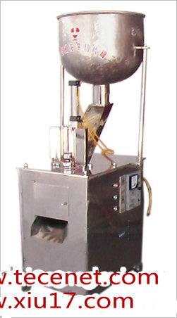 DQ-106 全自动调节式果仁切片机