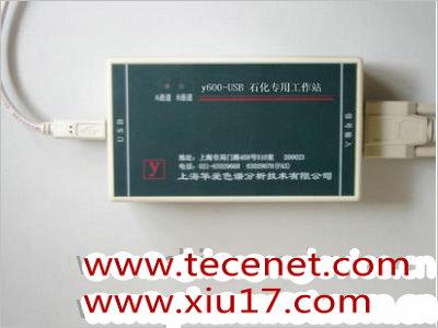 y100-USB 色谱工作站