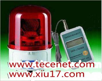 HC-02A型温湿度记录仪(外置报警)