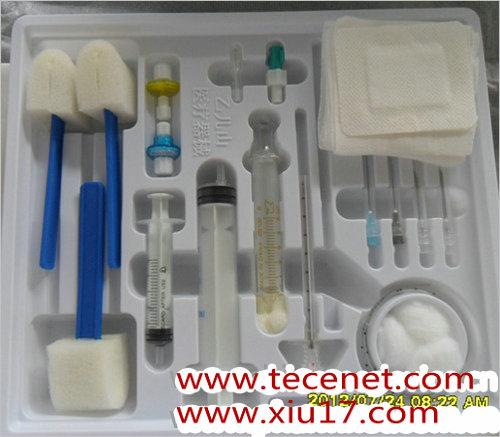 一次性使用麻醉穿刺包(AS-E)硬膜外包