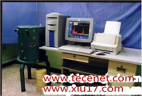 LT101 微机多道γ谱仪
