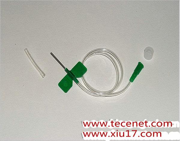 一次性使用无菌血液透析导管及附件