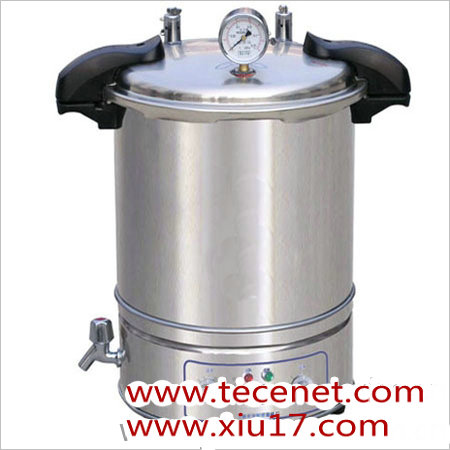 电热手提式压力蒸汽灭菌器