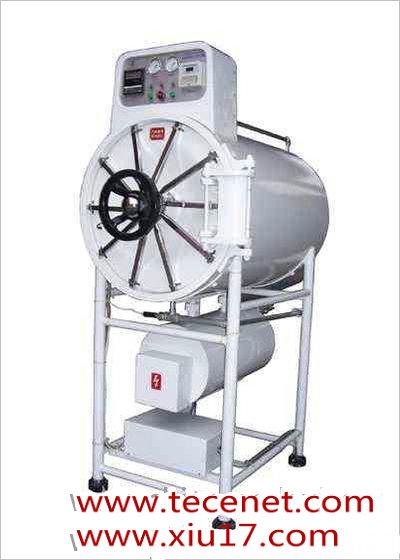 立式圆形压力蒸汽灭菌器