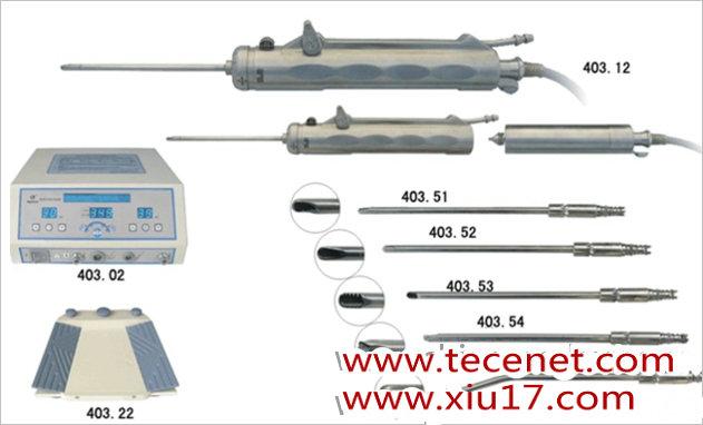 医用手术吸引切割器