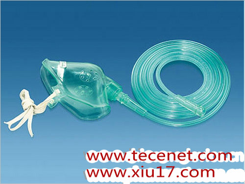 一次性使用吸氧面罩