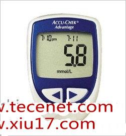 手持式快速全血葡萄糖测试系统-血糖仪