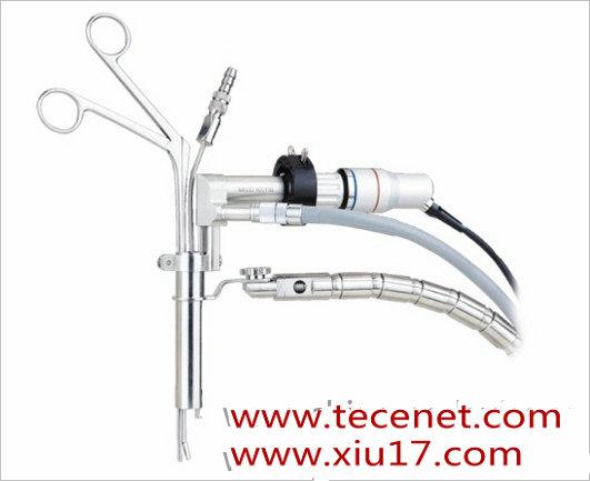 经皮穿刺椎间盘镜手术系统