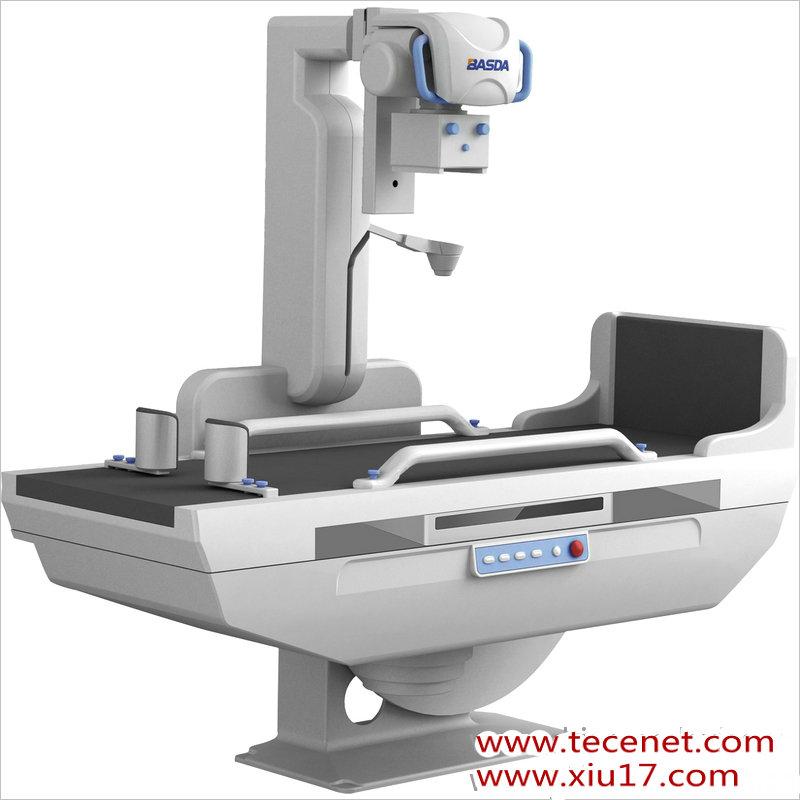 医用诊断X射线透视摄影系统
